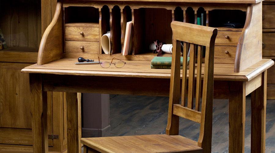 Klasyka mebli drewnianych
